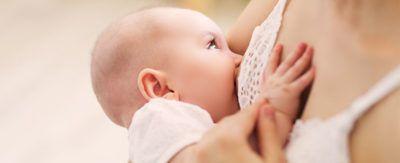 dermatitis atópica en un bebé