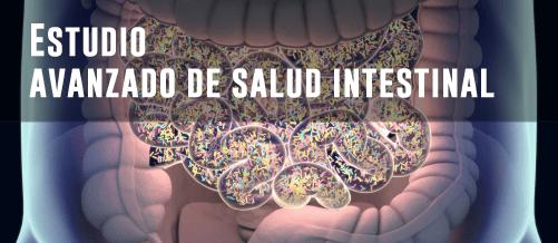 Estudios de microbiota intestinal - Avanzado de salud intestinal