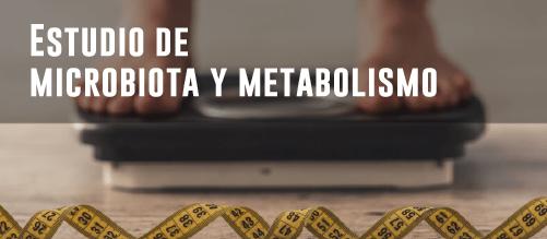 Estudios de microbiota intestinal - microbiota y metabolismo